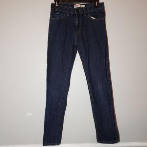 Levi's 510 Skinny Jeans Dark Wash Size 29x29